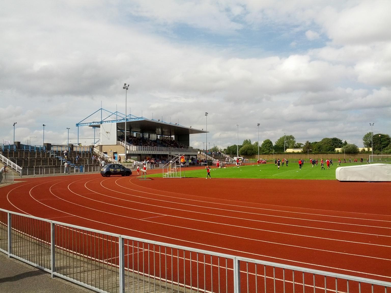 South Kesteven Sports Stadium