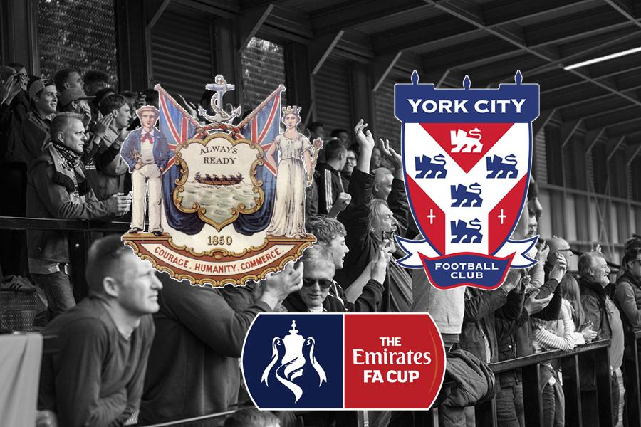 South Shields v York City