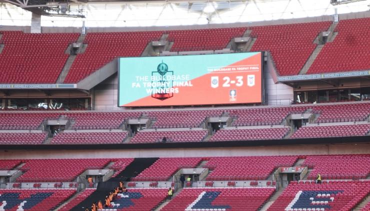 FA Trophy Final 2017