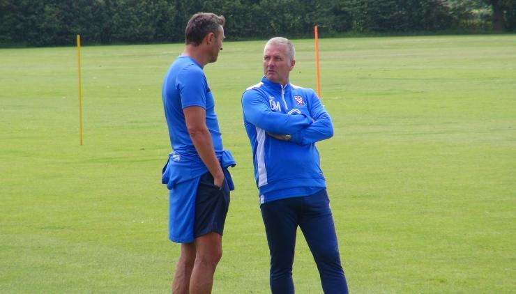 Gary Mills and Steve Torpey