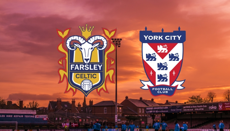 Farsley Celtic v York City