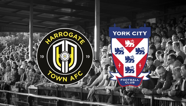 Harrogate Town v York City