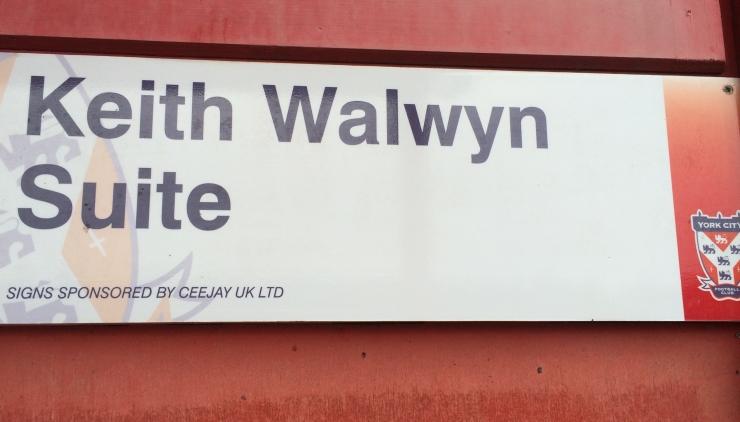 Keith Walwyn Lounge