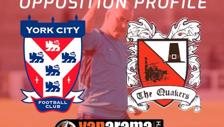 Opposition Profile - Darlington FC