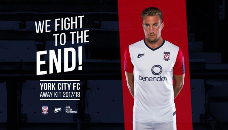New Away Kit