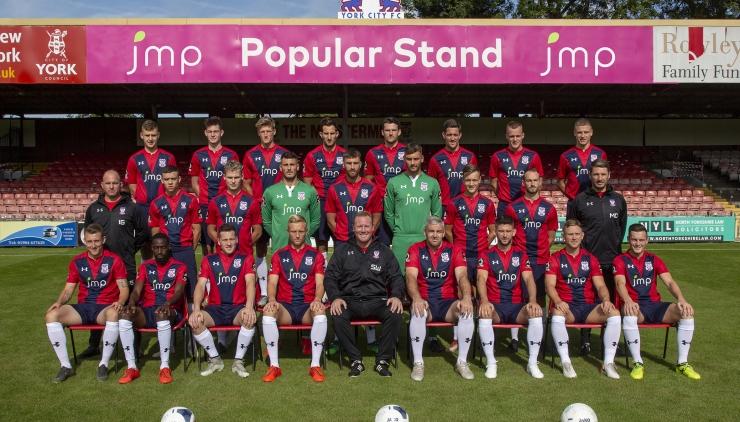 YCFC Squad 2019-20