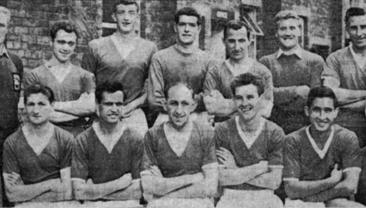 York City Team Photo 1959