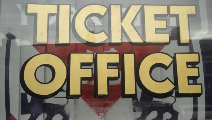 Ticket Officce