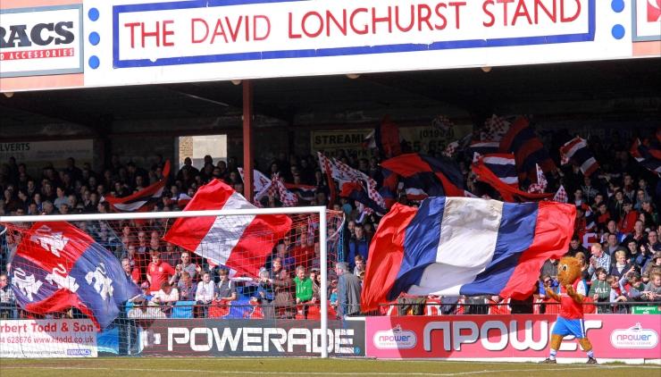 The David Longhurst Stand